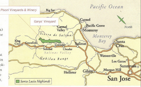 Artisan Pinot Noir in Santa Lucia Highlands  The PinotFile