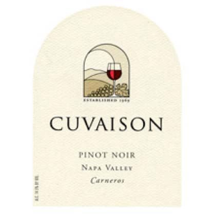 2007 Cuvaison Estate Carneros Pinot Noir