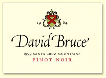 2006 David Bruce Winery Russian River Valley Pinot Noir