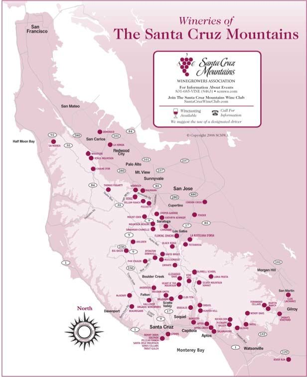 The PinotFile: Volume 8, Issue 5 on saratoga ca wineries, saratoga ca map, saratoga winery, saratoga parks map, saratoga wine trail, saratoga wineries los gatos, saratoga wine tasting,