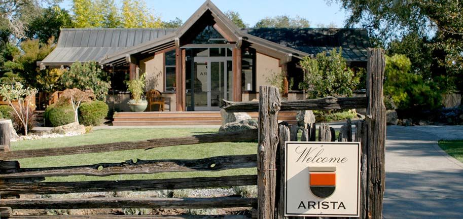 Arista Winery Now A Member Of The Westside Road Elite