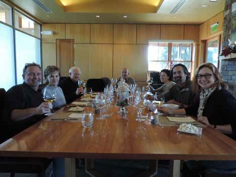 161 Salud 2013 Russian River Valley Immersion Trip Recap