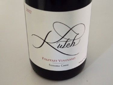 2017 Kutch Falstaff Vineyard Sonoma Coast Pinot Noir