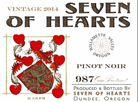 Seven of Hearts Wine