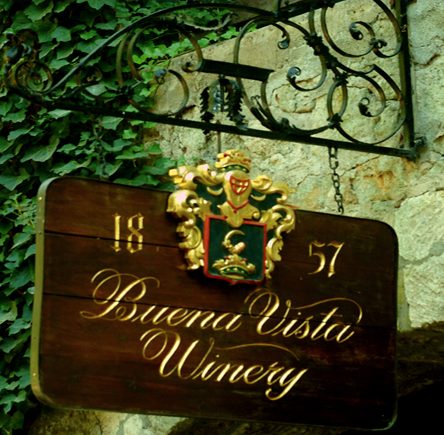 Buena Vista Winery