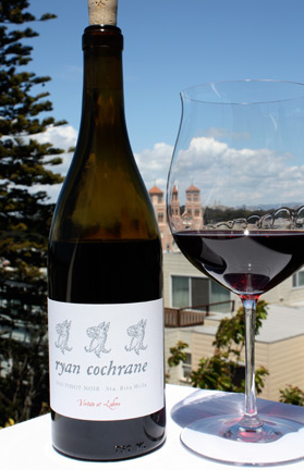 Ryan Cochrane Wines