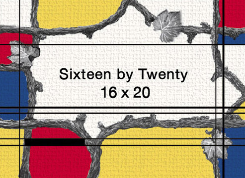 Sixteen by Twenty