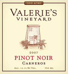 Valerie's Vineyard